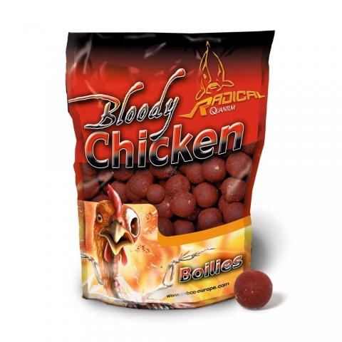 Quantum - Radical Boilie 20mm - Bloody Chicken