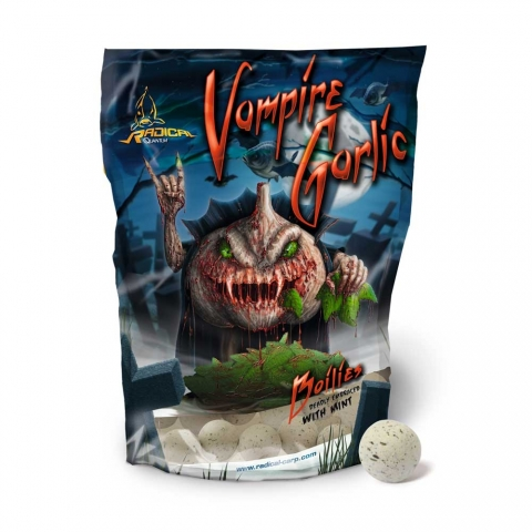 Quantum - Radical Boilie 20mm - Vampire Garlic