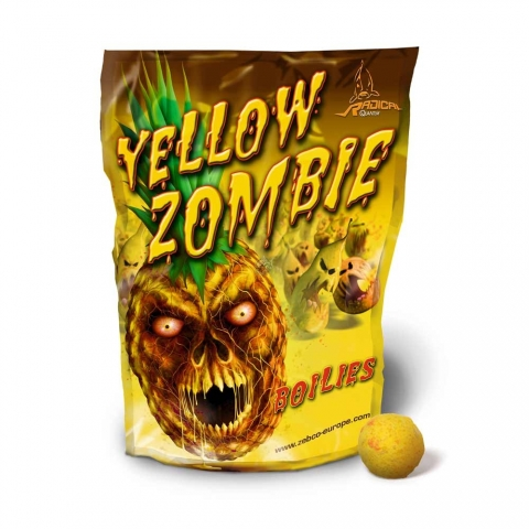 Quantum - Radical Boilie 24mm - Yellow Zombie