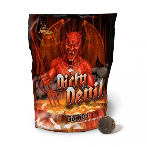 Quantum - Radical Boilie Dirty Devil - 20mm