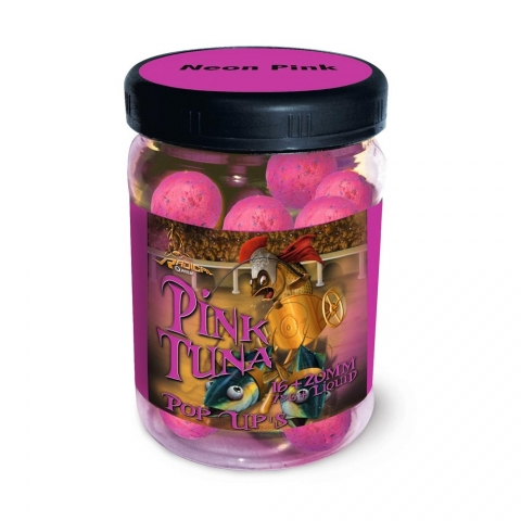 Quantum - Radical Neon Pop Up + Liquid 16+20mm Pink Tuna