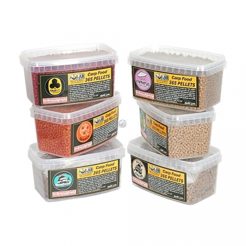 Solar Tackle - Carp Food 365 Pellets - Quench