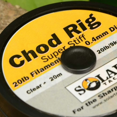 Solar Tackle - Chod Rig Hook Link