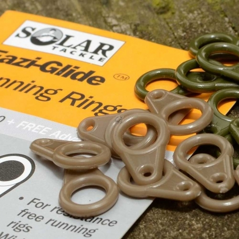 Solar Tackle - Eazi Glide Running Rings