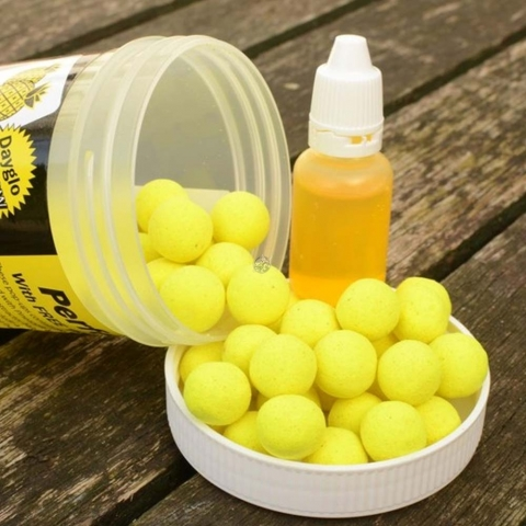 Solar Tackle - Pop-Ups - Pineapple - 11mm