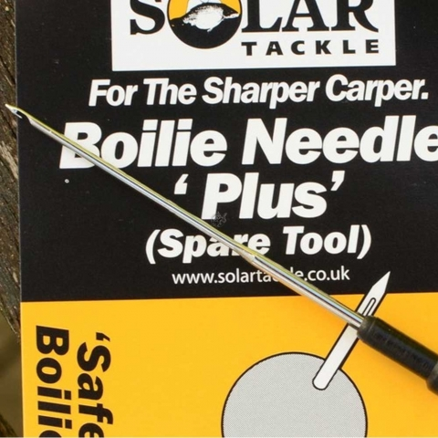 Solar Tackle - Spare Safety Barb Boilie Needle