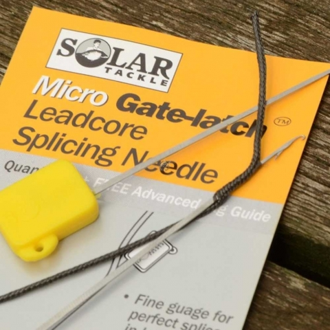 Solar Tackle - Splicing Needle (Micro)