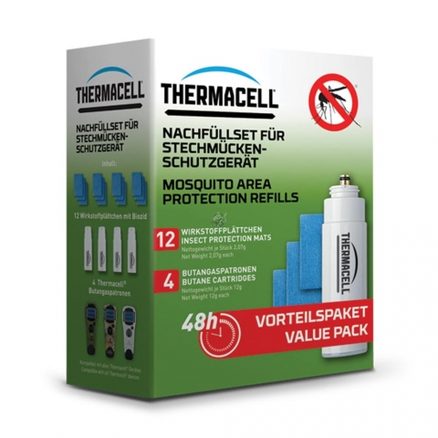 Thermacell - Nachfüllpack Standard