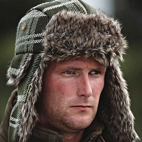 Trakker - Knitted Trapper Hat