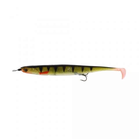 Westin - KickTeez ST Rigged 6/15,3 cm - Striped Perch