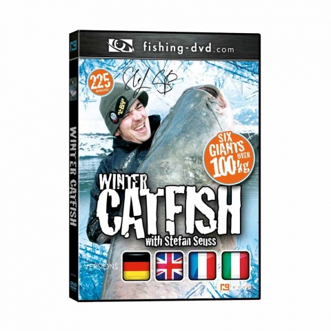 Zebco - Winter Catfish with Stefan Seuss