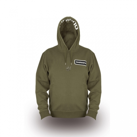 Shimano - Hoody Olive - Size M