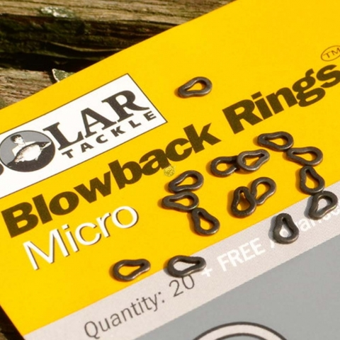 Solar Tackle - Blowback Rings - Small