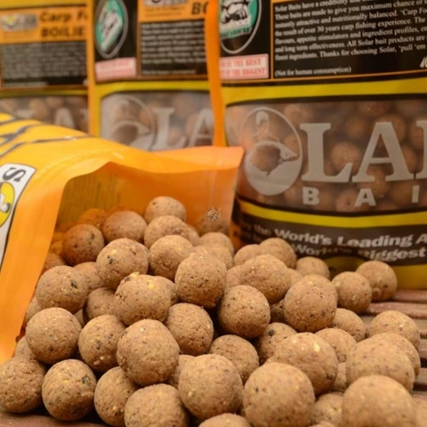 Solar Tackle - Shelf-Life Boilies - Seafood Takeaway