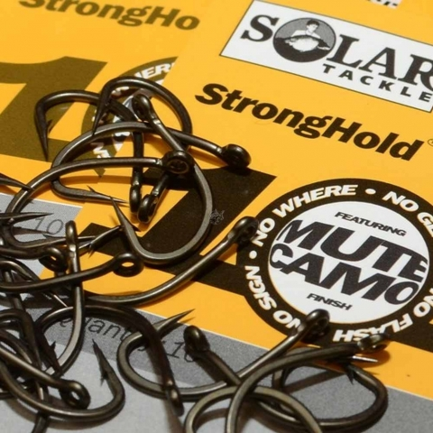 Solar Tackle - Stronghold 101s Hooks - Size 2