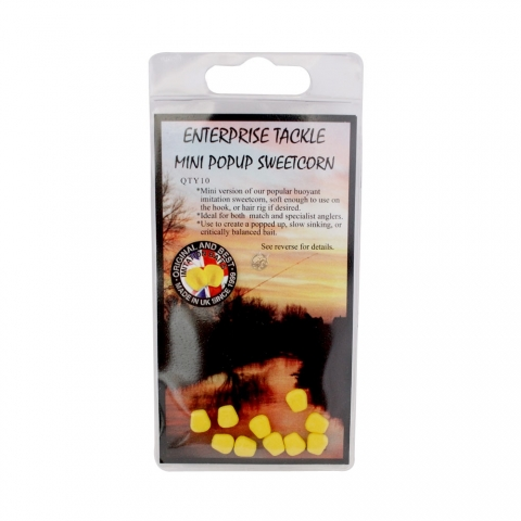 Enterprise Tackle - Mini Popup Sweetcorn - Maisimitat - Fruity Pineapple