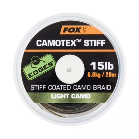 Fox - Camotex Light Stiff 20m 25lb
