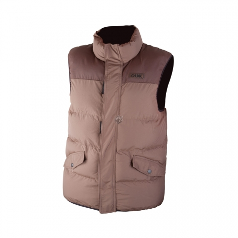 Fox - Chunk Body Warmer Khaki - 2XL