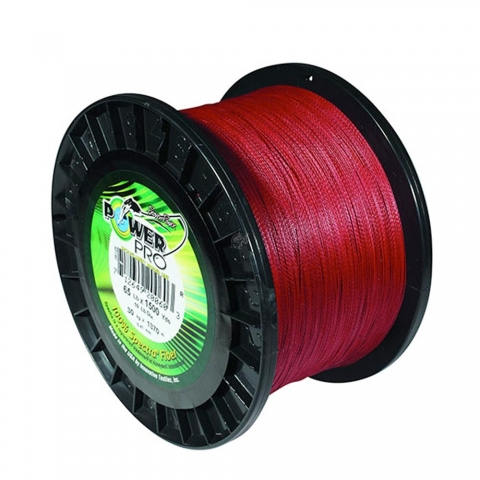 Power Pro - Red (2740m) - 0,10mm