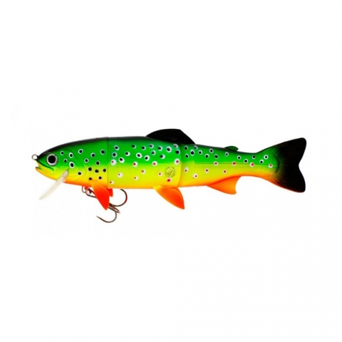 Westin - Tommy the Trout 250 mm 160 g Low Floating - Crazy Firetiger
