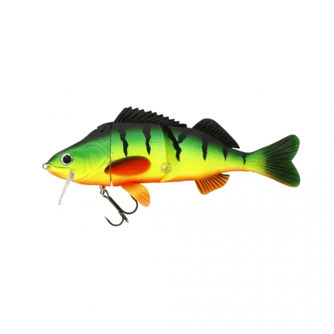 Westin - Percy the Perch 200 mm 100 g Low Floating - Crazy Firetiger