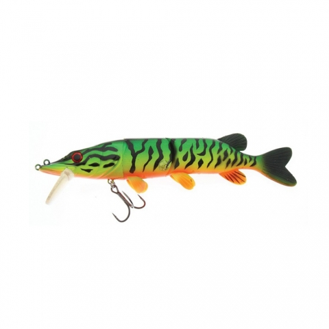 Westin - Mike the Pike 170 mm 42 g Low Floating - Crazy Firetiger