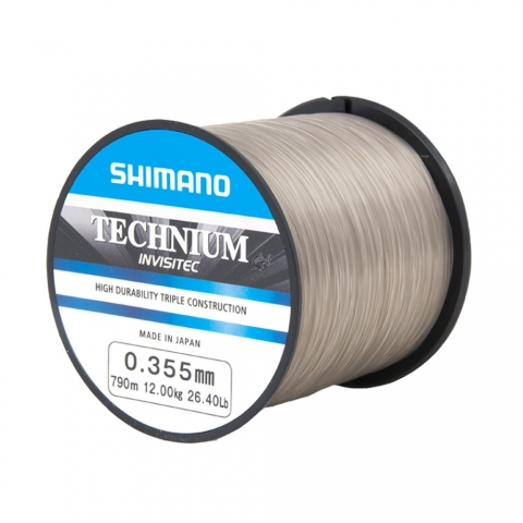 Shimano - Technium Invisitec Premium Box - 0,185mm 2990m