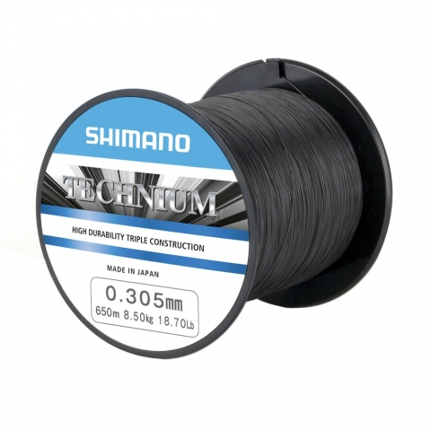 Shimano - Technium Premium Box 0,305mm 1100m