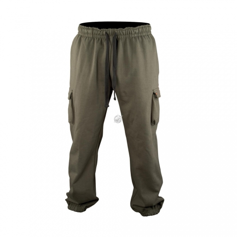 Fox - Joggers 3XL - Green