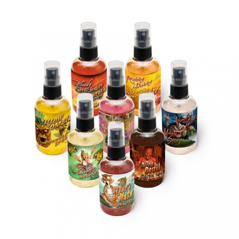 Quantum - Radical Marble Spray 100ml - Tigers Nuts