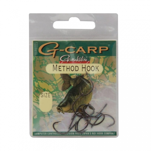 Gamakatsu - G-Carp Method Hook - Size 8