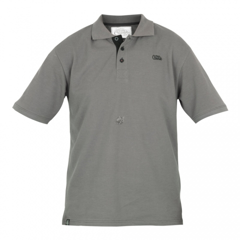 Fox - Chunk Polo Shirt Black/Grey # M