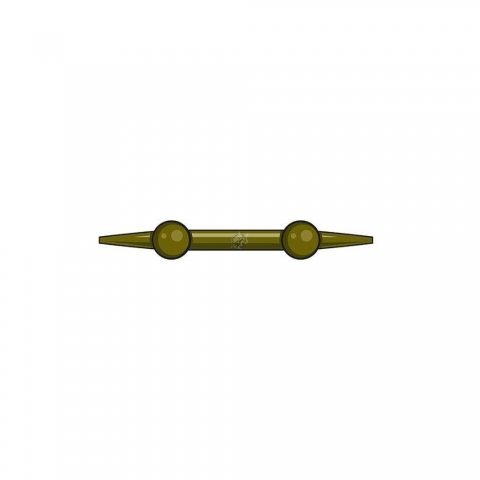 PB Products - Heli-Chod M Rubber&Beads - weed