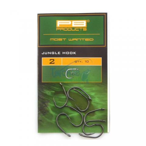 PB Products - Jungle Hook MB - Size 6