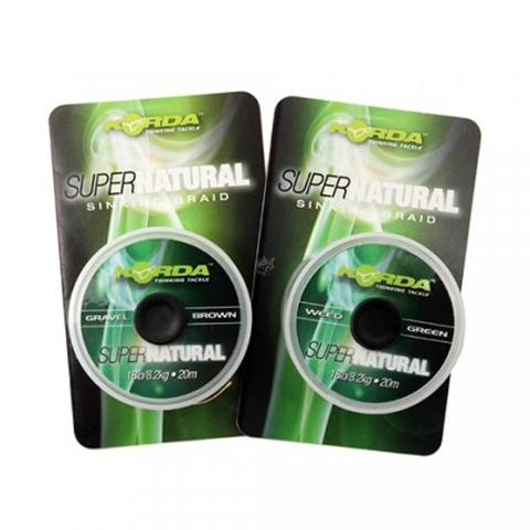 Korda - Super Natural Weed Green