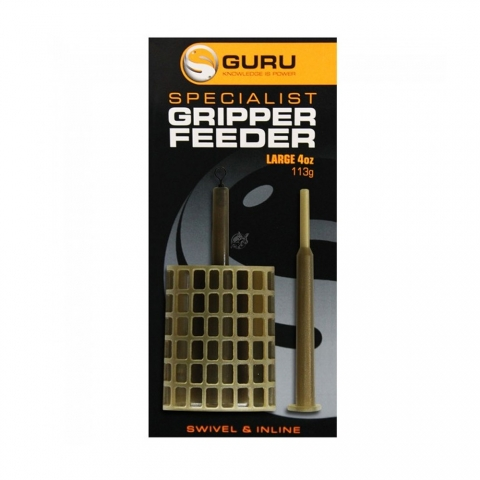 Guru - Gripper Feeder - Medium 3oz