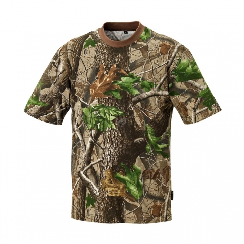 Pinewood - Camouflage T-shirt