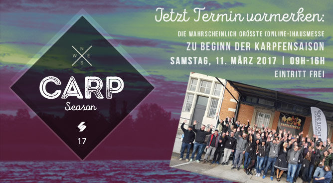 Carpmeeting Karlsruhe
