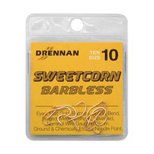 Drennan - Sweetcorn Barbless