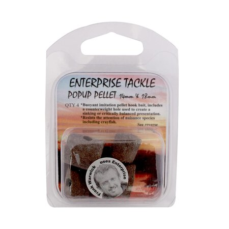 Enterprise Tackle - Pelletimitate - Pop Up - 14/18mm - Seafood