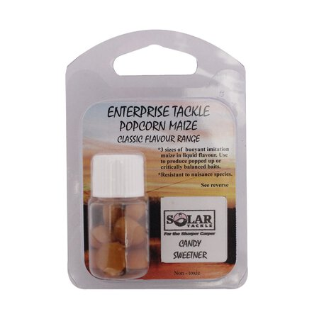 Enterprise Tackle - Classic Flavour Range - Popcorn Maize - Solar Candy