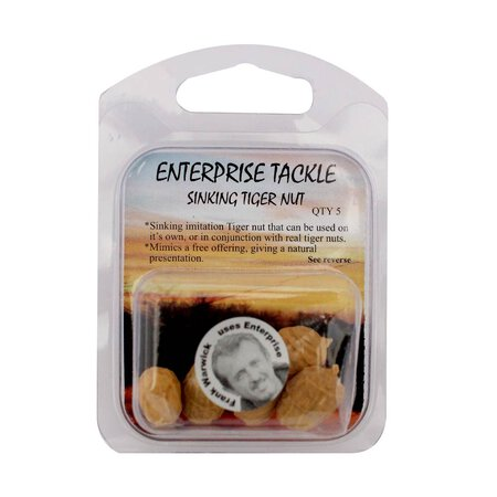 Enterprise Tackle - Sinking Tigernut - Tigernussimitat