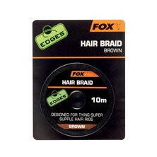 Fox - Edges Hair Braid - Brown