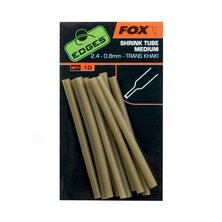 Fox - Edges Shrink Tube Medium - Trans Khaki