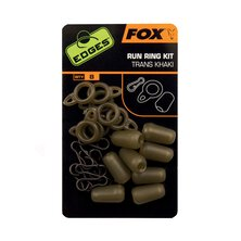 Fox - Edges Standard Run Ring Kit - Trans Khaki