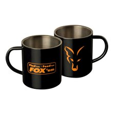 Fox - Stainl. Steel Mug