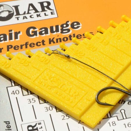 Solar Tackle - Hair Gauge Tool