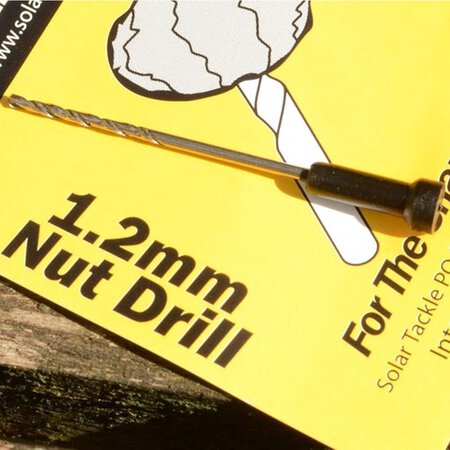 Solar Tackle - Spare Nut Drill