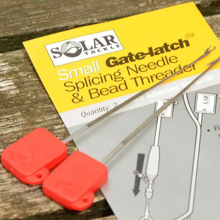 Solar Tackle - Splicing Needle & Bead Threader