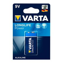 Varta - Longlife Power/High Energy 9V-Block